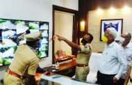 पालघर जिला - तीसरी आँख में कैद हुवा केलवे बीच पुलिस स्टेशन,  आतंकवादी गतविधियो समेत अन्य घटनाओ पर लगेगी लगाम