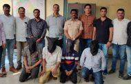 भंगार के पैसों को लेकर हत्या, पुलिस ने हत्यारों को दबोचा
