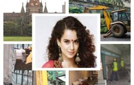 मुंबई बीएमसी को कंगना का ऑफिस तोड़ना पड़ा भारी,HCने  कहा भरो मुवाअजा