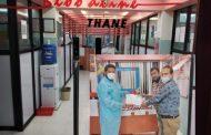 कोविड मरीजों के लिए वरदान बना  'ब्लड लाइन' का प्लाज्मा बैंक ,650 से ज्यादा मरीजों की बची जान,  1 हजार से अधिक को दिए गए प्लाज्मा