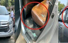 दिन दहाड़े ईनोवा कार का शीशा तोड़कर 18 लाख रुपये अज्ञात लुटेरे लेकर हुए फरार, पालघर जिला के बोईसर की घटना