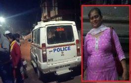 पालघर में खून से लथपथ अवस्था में इस महिला का शव मिलने से फैली दहसत ,सचिव पद पर तैनात थी महिला