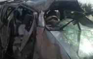 पालघर जिला- मुंबई - अहमदाबाद हाइवे पर दर्दनाक सड़क हादसे में माँ - बच्चे  की मौत, कई लोग घायल ,शादी समारोह में जा रहा था परिवार