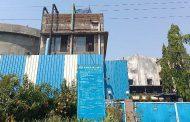 पालघर जिला - तारापुर एमआईडीसी के सियाराम सिल्क कंपनी में आग लगने से तीन लोग झुलसे