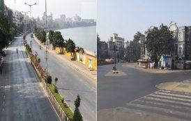 वीकेंड लॉकडाउन में पसरा रहा सन्नाटा    सूनी रही मुंबई