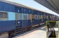 MP- इंदौर के टीही स्टेशन पर भारतीय रेल ने की 320 beds की व्यवस्था