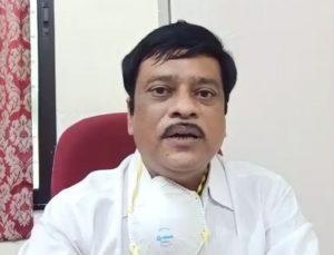 जिला उपसर्जन डॉ.राजेंद्र केलकर