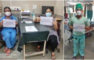 मनपा कर रही डॉक्टरों के साथ चीटिंग || बकाया नहीं देने का लगाया आरोप