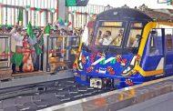 सीएम ने दिखाई मेट्रो ट्रायल रन को हरी झंडी ,उपमुख्यमंत्री नें केंद्र पर लगाया भेदभाव करने का आरोंप