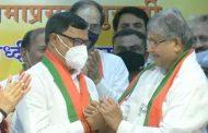 महाराष्ट्र : भाजपा में शामिल हुए कांग्रेस के पूर्व मंत्री कृपाशंकर