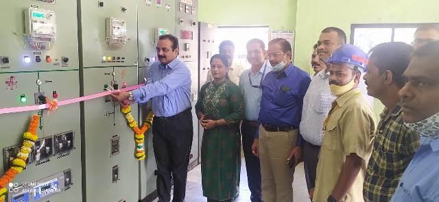 तारापुर औद्योगिक क्षेत्र में सबस्टेशन की क्षमता में हुई वृद्धि,  तारापुर एशिया की सबसे बड़ी हैं एमआईडीसी