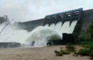 पालघर - धामनी डैम से 28k क्युसेक पानी गया छोड़ा || सूर्या नदी में बढ़ा पानी का स्तर ||प्रशासन ने एलर्ट किया जारी