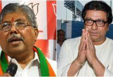 Photo of भाजपा नेता चंद्रकांत पाटिल ने किया स्पष्ट , मनसे से युति नहीं करेगी बीजेपी